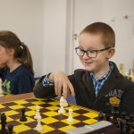 Turniej szachowy – relacja